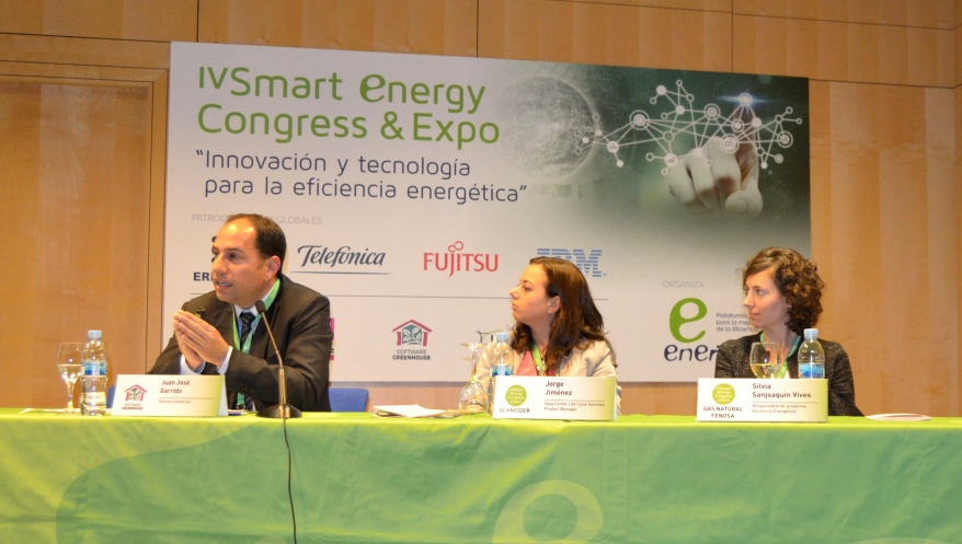 DCIM Software Greenhouse Juan Jose Garrido Ponencia en el IV Smart Energy Congress 2015-1